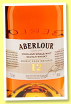 Aberlour 12 yo 'Double Cask Matured' (40%, OB, +/-2015)