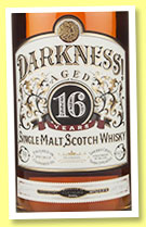 Clynelish 16 yo 'Darkness' (54.9%, Master of Malt, Oloroso Cask Finish, 2014)