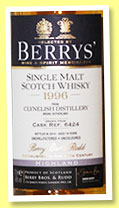 Clynelish 18 yo 1996/2014 (46%, Berry Bros & Rudd, cask #6824)