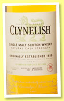 Clynelish 'Select Reserve 2nd Edition' (56.1%, OB, Special Release, 2946 bottles, 2015)