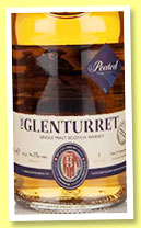 Glenturret 'Peated Edition' (43%, OB, 2015)