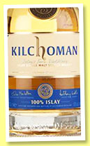 Kilchoman '100% Islay 5th Edition' (50%, OB, 2015)