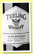 Teeling 'Small Batch' (46%, OB, Irish blend, +/-2015)