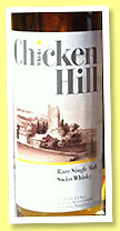 Chicken Hill (42%, OB, Single Malt, Switzerland, +/-2015)