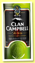 Clan Campbell (40%, OB, blend, +/-2015)