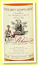 Dun Naomhaig Water 'Edition Maltmill, batch 3' (40%, Reifferscheid, Romantic Rhine Collection, bourbon and sherry, 180 bottles, +/-2015)