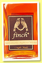 Finch 'Black Label' (42%, OB, Hofgut Aglishardt, Germany, 2015)