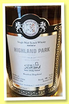 Highland Park 1996/2014 (56.8%, Malts of Scotland, for Rome Whisky Festival, bourbon hogshead, cask #MoS 15004, 245 bottles)