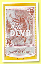 Kill Devil (40%, Hunter Laing, Caribbean blended rum, +/-2016)