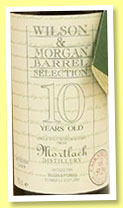 Mortlach 10yo 1989/2000 (57.2%, Wilson & Morgan, Barrel Selection)