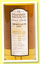 Mortlach 14 yo 1997/2011 (46%, Murray McDavid, Château d'Yquem finish, 400 bottles)