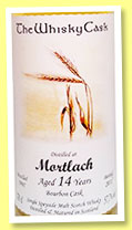 Mortlach 14 yo 1997/2011 (57.7%, The Whisky Cask, bourbon)