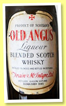 Old Angus (OB, blend, 1930s)