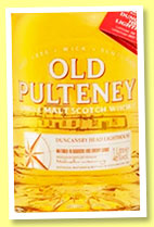 Old Pulteney 'Duncansby Head Lighthouse' (46%, OB, 1l, +/-2014)