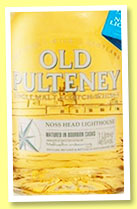 Old Pulteney 'Noss Head Lighthouse' (46%, OB, 1l, +/-2015)