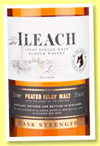 The Ileach 'Cask Strength' (58.5%, Vintage Malt Whisky Company, Taiwan, single cask, cask #VMW 002, 330 bottles, +/-2015)