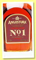 Angostura 'Cask Collection N°1' (40%, OB, batch 1, Trinidad, +/-2014)