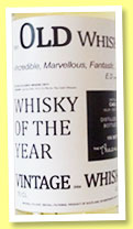 Caol Ila 2006/2015 'Whisky of The Year' (52.9%, The Auld Alliance, 156 bottles)