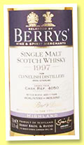 Clynelish 17 yo 1997/2014 (55.2%, Berry Bros & Rudd, cask #4050)