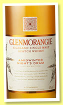 Glenmorangie 'A Midwinter Night's Dram' (43%, OB, 2015)