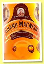 Grand Macnish (43%, OB, blend, +/-2015)