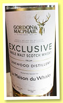 Linkwood 1980/2015 (57.7%, Gordon & MacPhail, Exclusive for La Maison du Whisky, refill hogshead, cask #8250, 179 bottles)
