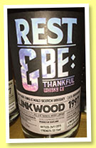 Linkwood 1997/2015 (53.1%, Rest & Be Thankful, bourbon, cask #10195, 270 bottles)