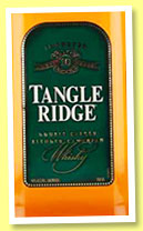 Tangle Ridge 10 yo (40%, OB, Canada, blend, +/-2015)