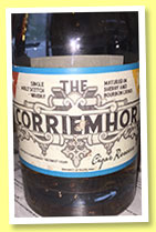 The Corriemohr 'Cigar Reserve' (46%, OB, +/-2015)