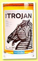 The Trojan 25 yo 1990/2016 (57.1%, Exile Casks, refill hogshead, 50cl, 306 bottles)
