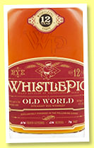 WhistlePig 12 yo 'Old World' (43%, OB, Canada, straight rye, +/-2016)