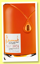 Benromach 41 yo 1974/2016 (49.1%, OB, sherry butt, cask #1583, 452 bottles)