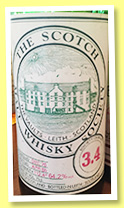 Bowmore 1976/1985 (64.2%, Scotch Malt Whisky Society, sherry, #3.4)