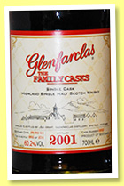 Glenfarclas 2001/2014 'Family Casks' (60.2%, OB for TSMC, cask #3922, 574 bottles)