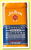 Jim Beam 'Kentucky Dram' (40%, OB, blended world whisky, +/-2016)