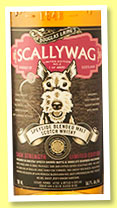 Scallywag 'Cask Strength N°2' (54.1%, Douglas Laing, blended malt, 4800 bottles, 2016)