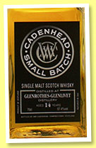 Glenrothes-Glenlivet 14 yo 2002/2016 (57.4%, Cadenhead, Small Batch)