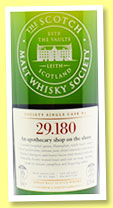 Laphroaig 16 yo 1999/2016 'An apothecary shop on the shore' (52.3%, Scotch Malt Whisky Society, #29.180