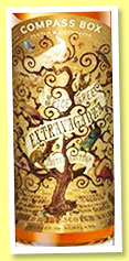 Spice Tree Extravaganza (46%, Compass Box, blended malt, 12,240 bottles, 2016)