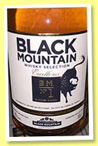 Black Mountain 'B.M. N°1' (42%, Black Mountain Compagnie, France, +/-2016)