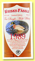 Cragganmore 27 yo 1989/2016 (47.8%, Whisky-Fässle, sherry butt, cask #1465)