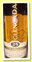 Glencadam 25 yo 'The Remarkable' (46%, OB, bourbon, 1600 bottles, +/-2016)
