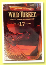 Wild Turkey 17 yo Batch No.1 (43.4%, OB, Kentucky Straight Bourbon, +/-2015)