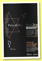 Bruichladdich 24 yo 1992/2016 'Black Art 5.1' (48.4%, OB, 12000 bottles)