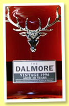 Dalmore 20 yo 1996/2017 (45%, OB, Port pipe finish)