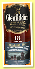 Glenfiddich 15 yo 'Distillery Edition' (51%, OB, +/-2016)