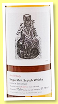 Springbank 24 yo (51.7%, The Whisky Exchange, Art of Whisky, 2017)