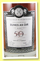 Glen Spey 1987/2017 'Dunes An Oir' (41%, Malts of Scotland for Van Zuylen 50th anniversary, cask #MoS 17042, 183 bottles)