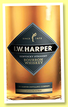 I.W. Harper (41%, OB, Kentucky Straight Bourbon, +/-2017)