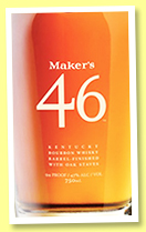 Marker's Mark '46' (47%, OB, Kentucky bourbon, +/-2017)